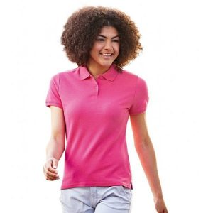 Lady-fit premium polo - SS505